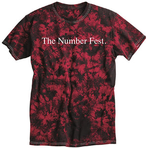 #FEST 16th Edition The Number Fest T-Shirt