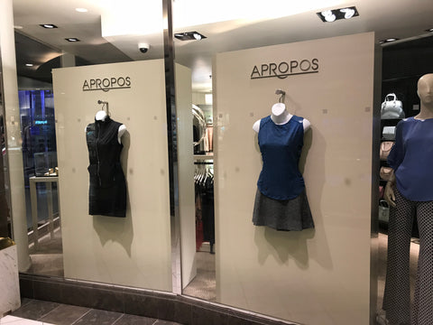 Vivacity at Apropos Boutique on Crystal Cruises Symphony