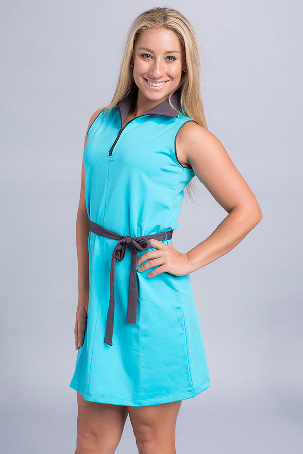 Jackie Sleeveless Dress - Vivacity Sportswear