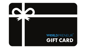 Worldpreneur® Gift Card