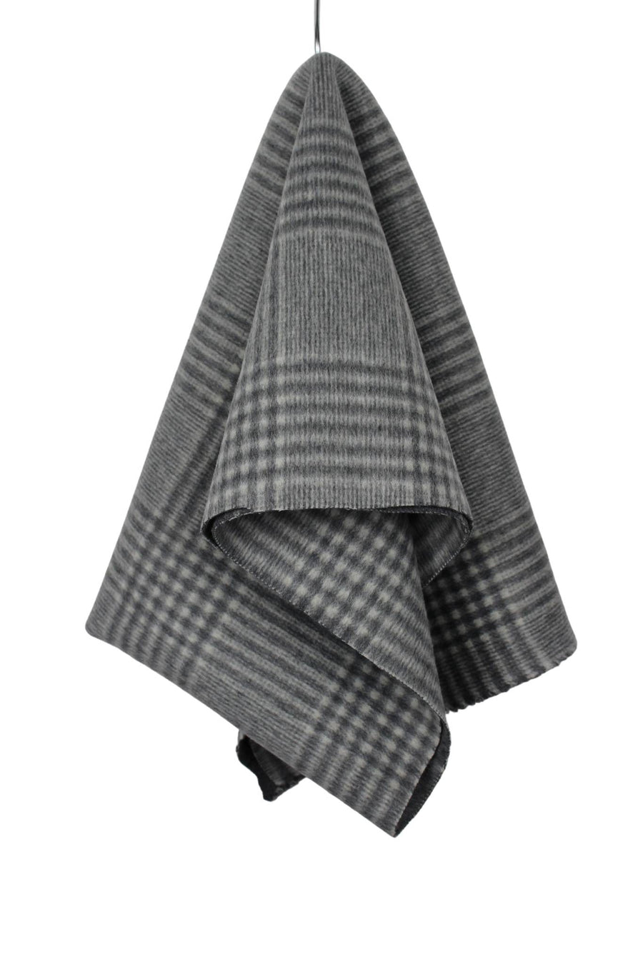 T8053 - Double Face Wool Plaid