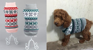 Stylish Warm Sweaters For Cats & Dogs