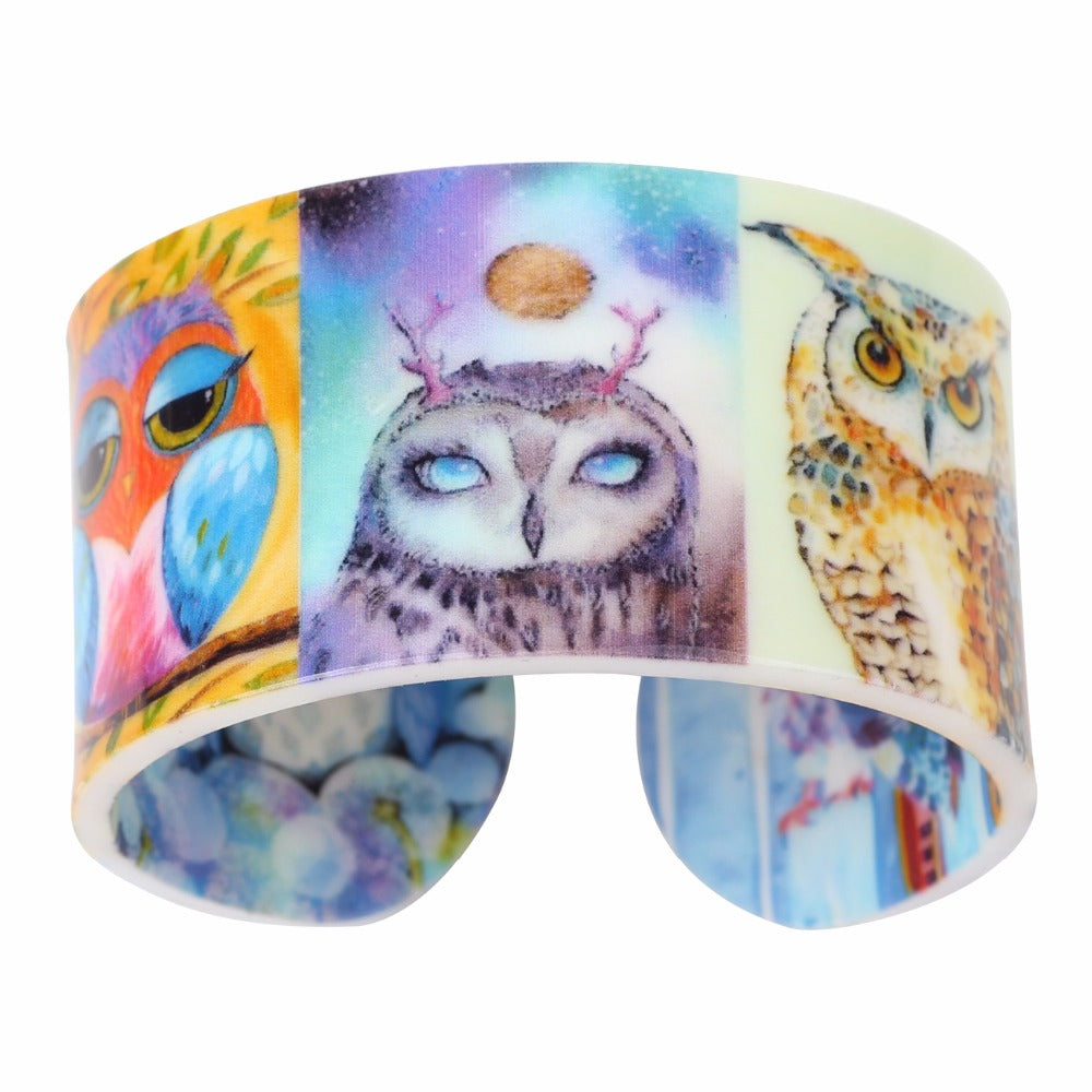 Twilight Owls Bracelet