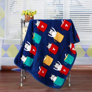 Fleece Cozy Blankets