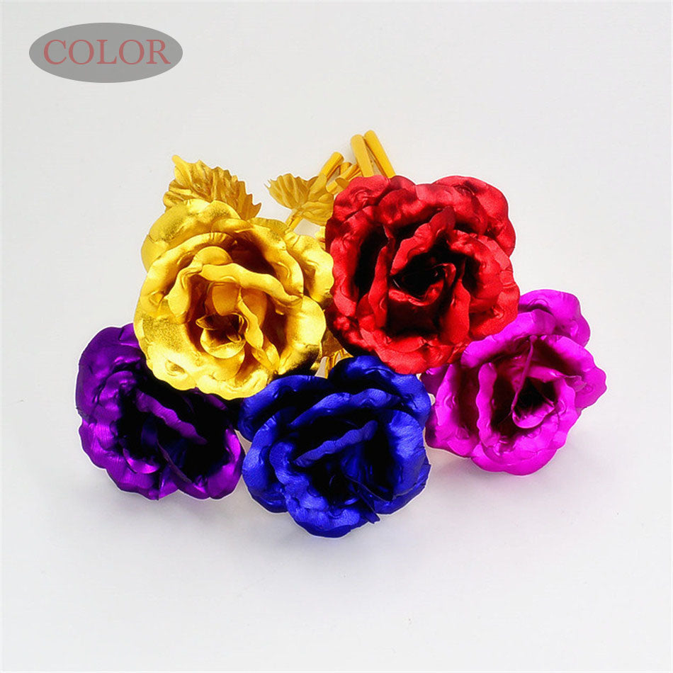 Forever Golden Flower With Your Loved One Name On It