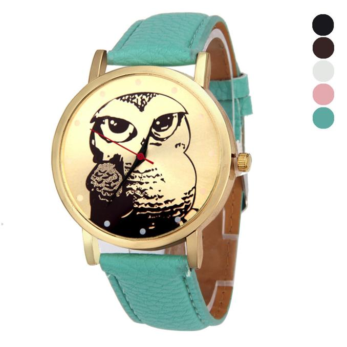 Mysterious Owl Watch
