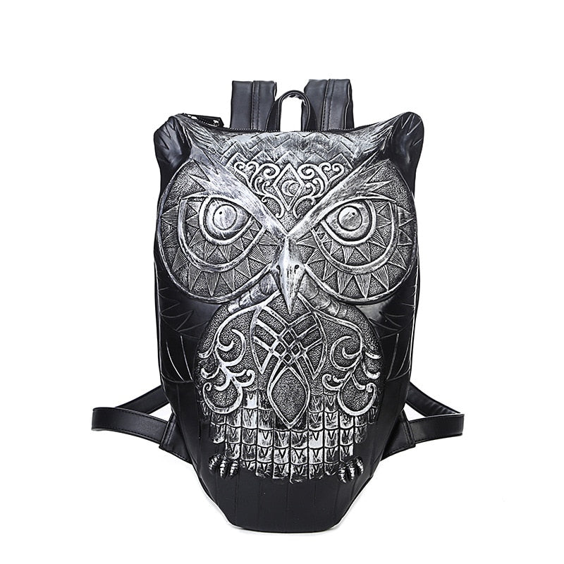 Mysterious Owl Backpack