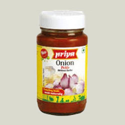 Priya Onion Pickle