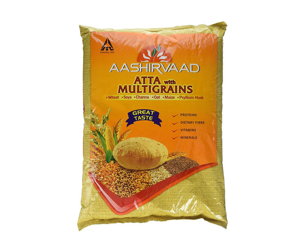 Multi Grain Wheat Flour