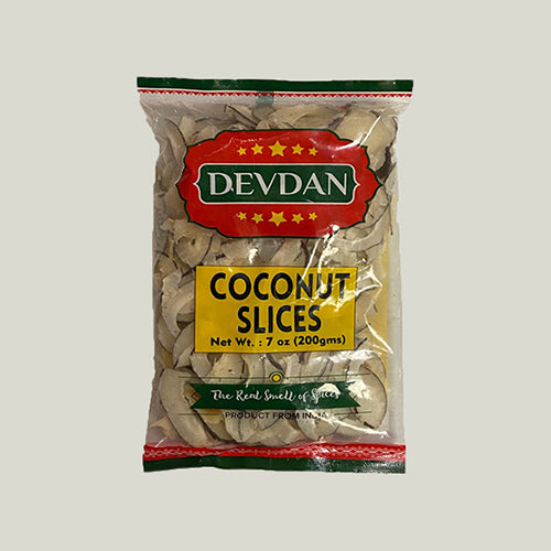 Devdan Coconut Slices