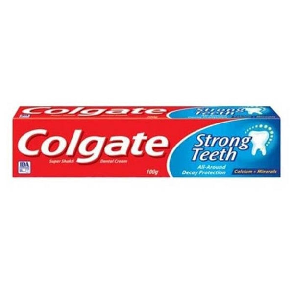 Colgate Strong Teeth- tooth paste
