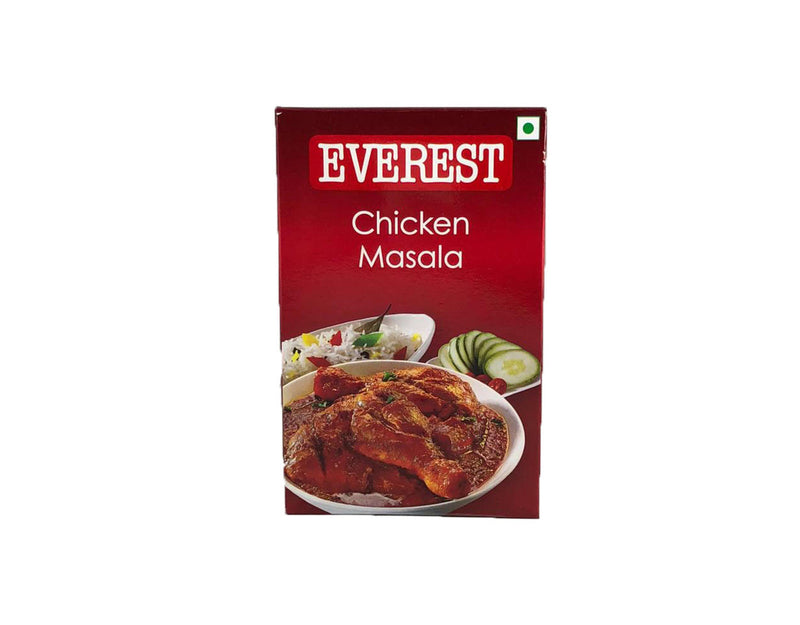 E Chicken Masala