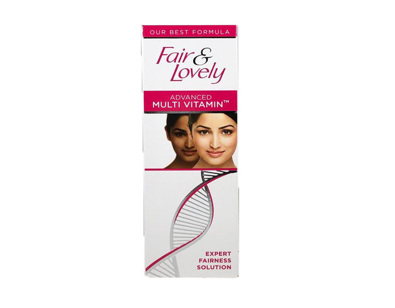 Fair & Lovely fairness cream
