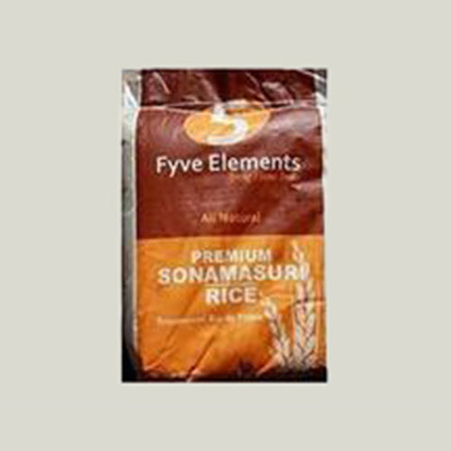 Fyve Elements Sonamasoori Rice