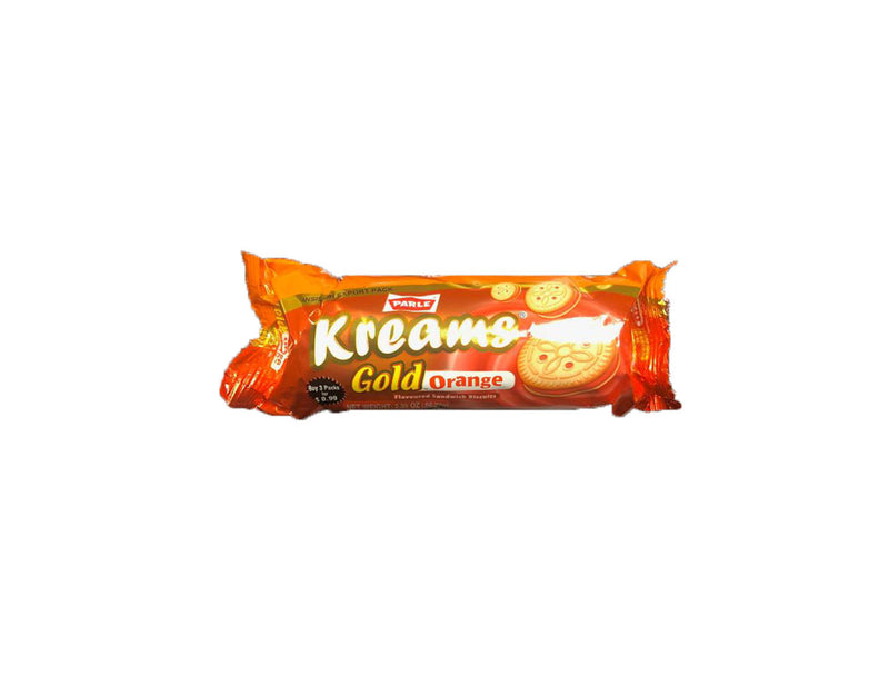 Kreams Gold Orange