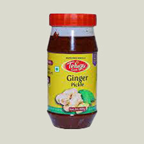 Telugu Ginger Pickle