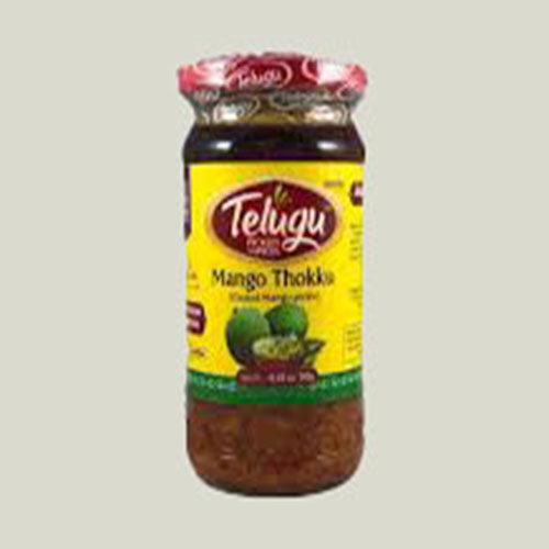 T Mango Pickle
