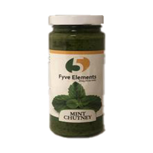 Fyve Elements Mint Chutney