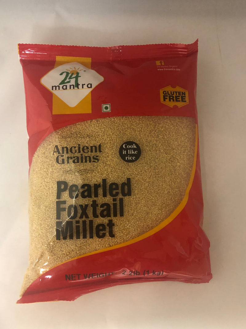 24M Pearled Foxtail Millet