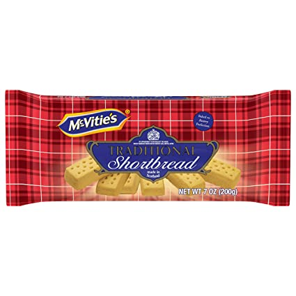 McVities Digestive Butter Shortbread