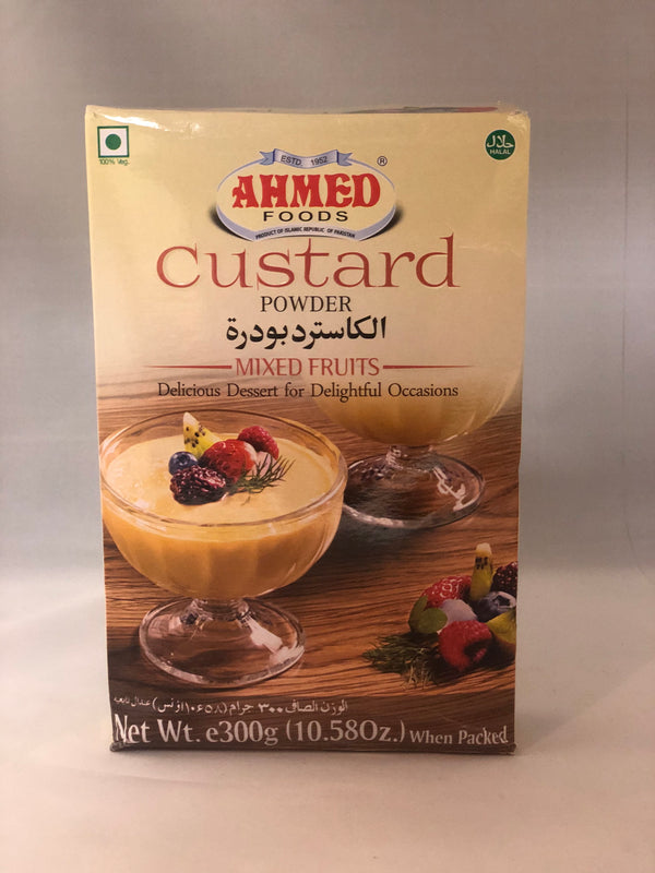 Mixed Fruits Custard Powder