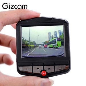 "Gizcam 2.4"" Full HD 720P 90 Wide angle DVR 1.3MP Car Vehicle Dash Dashboard Camera Video Cam Camcorder"