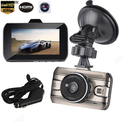CARPRIE 3' LCD HD 1080P Car Vehicle Video Dash Cam Recorder Camera DVR HDMI G-sensor Night Vision Gps Car camera recorder Road S