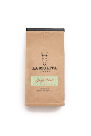 Load image into Gallery viewer, Jingle Mule, Single Origin - Limited Edition - Medium Roast Coffee 12 oz