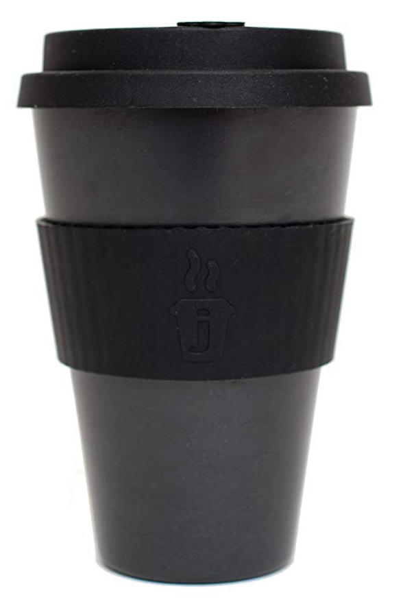 Re-usable Bamboo Travel Cup (large)