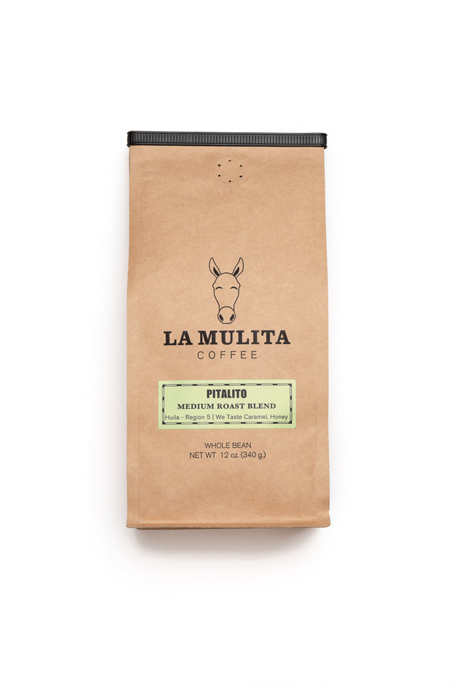 Pitalito, Huila - Medium Roast 12 oz