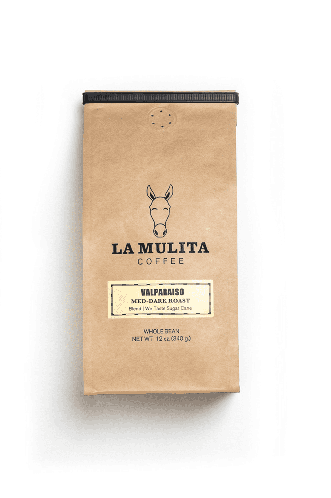 Valparaíso, Medium-Dark 12 oz