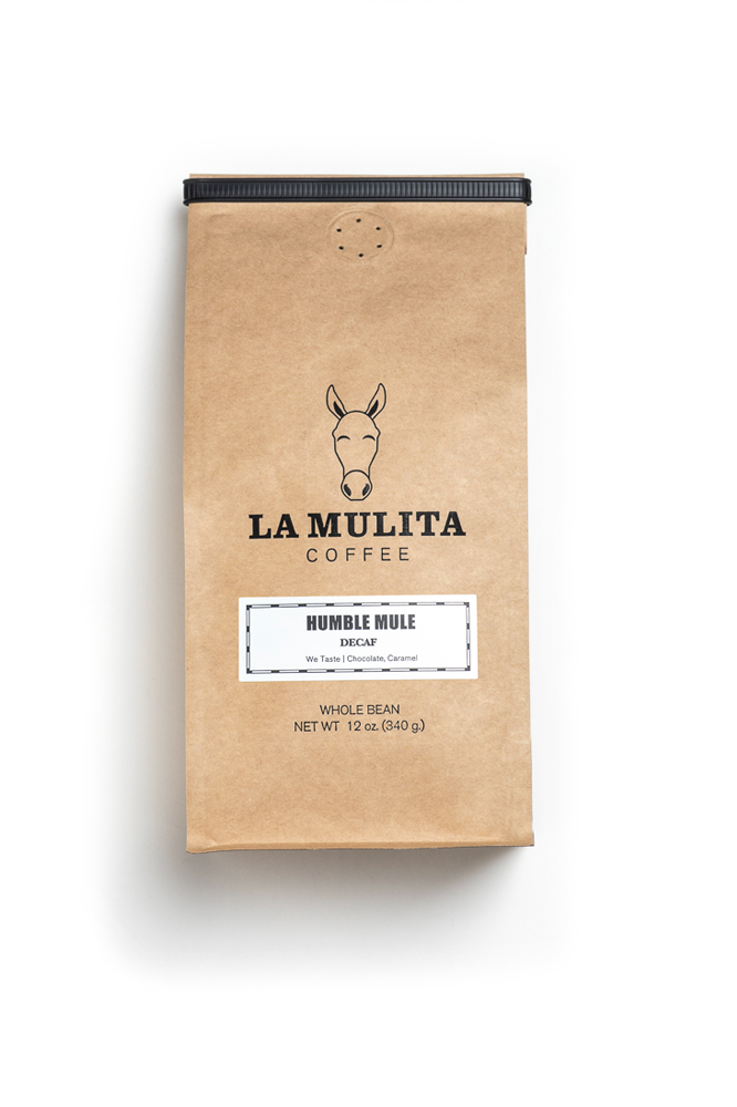 Humble Mule - Decaffeinated Colombian Coffee
