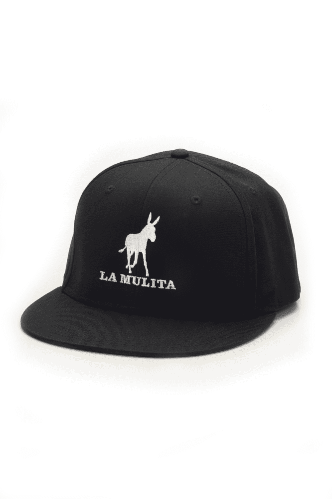 "Mule ""On-the-Go"" Black Trucker Cap"