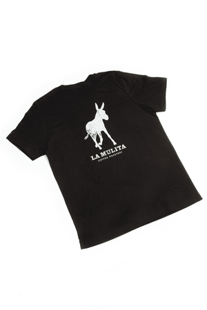 "Mule ""On-the-Go"" T-Shirt - Black"