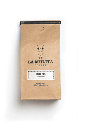 Mule Fuel, Espresso Roast 12 oz