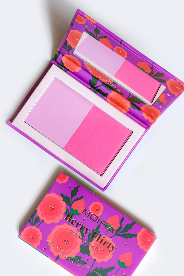 Berry Flirty Dual Blusher