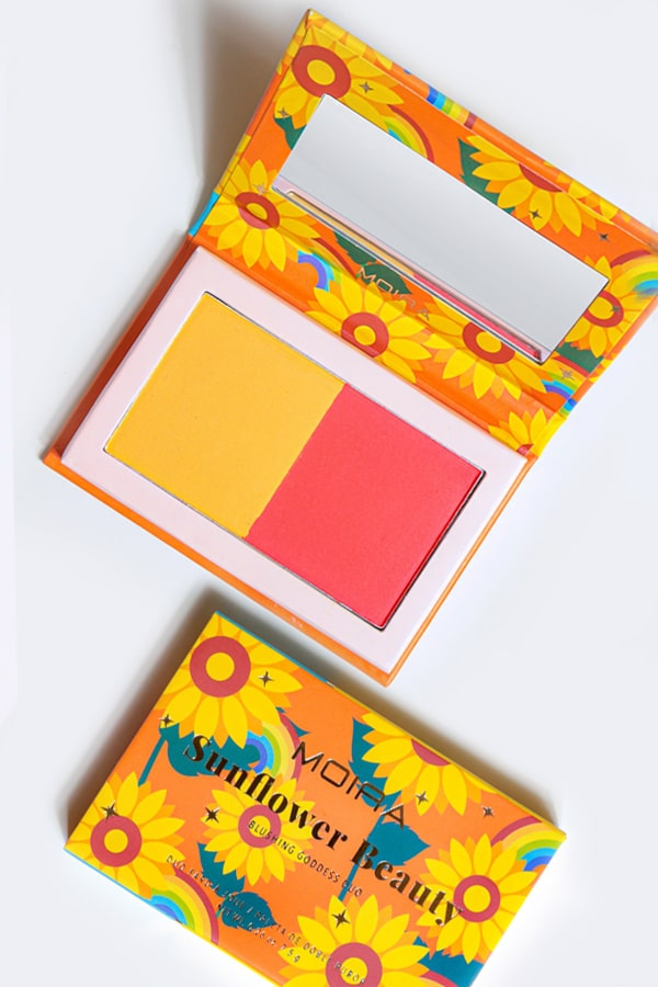 Sunflower Beauty Dual Blusher