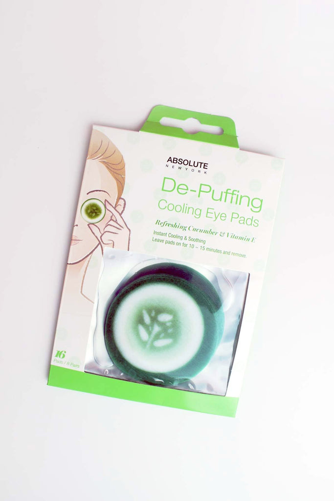 Hydrating Cooling Eye Pads