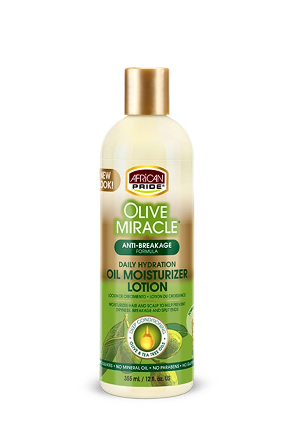 Olive Miracle Oil Moiturizer Lotion