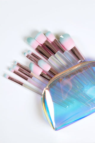 Holo Fun 12 piece Brush Set