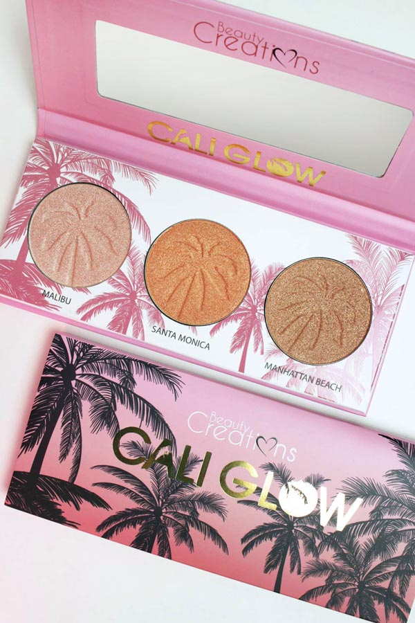 Cali Glow Highlight Palette
