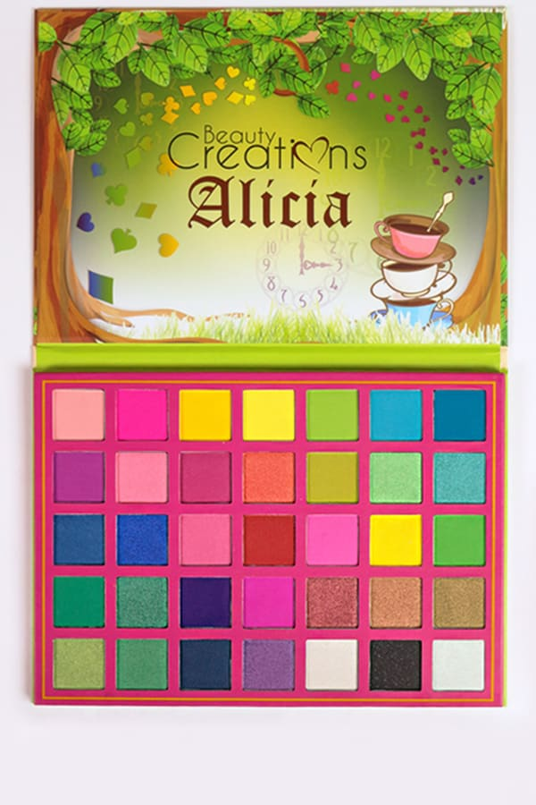 Alicia Eyeshadow Palette
