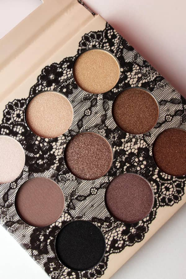 Boudoir Shadows Eyeshadow Palette [ B ]