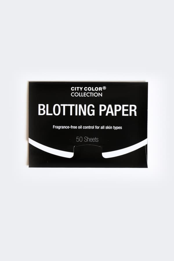 Blotting Paper [Fragrance-free]