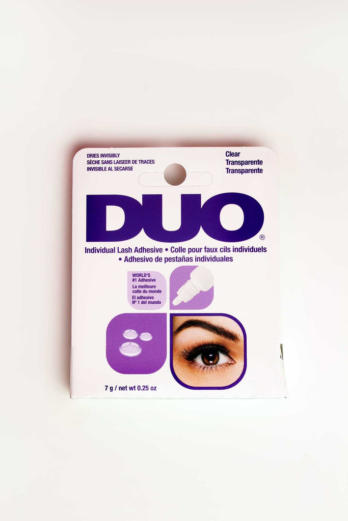 Duo Individual Lash Glue [Invisible]