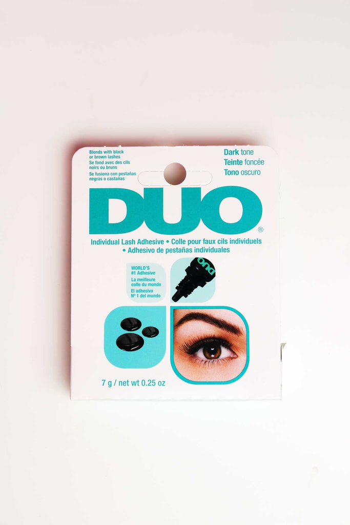 Duo Individual Lash Glue [Dark]