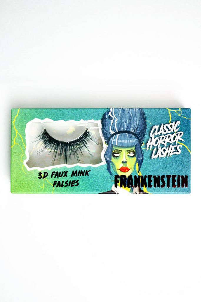 Classic Horror Lashes [Frankenstein]