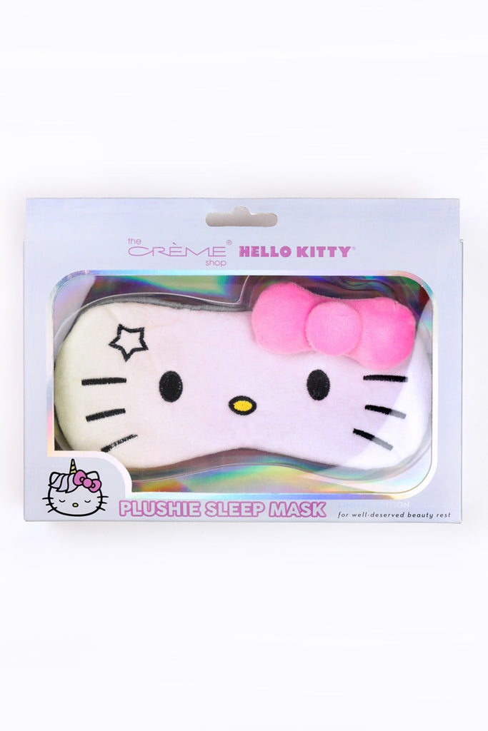 Hello Kitty Unicorn Plushie Sleep Mask