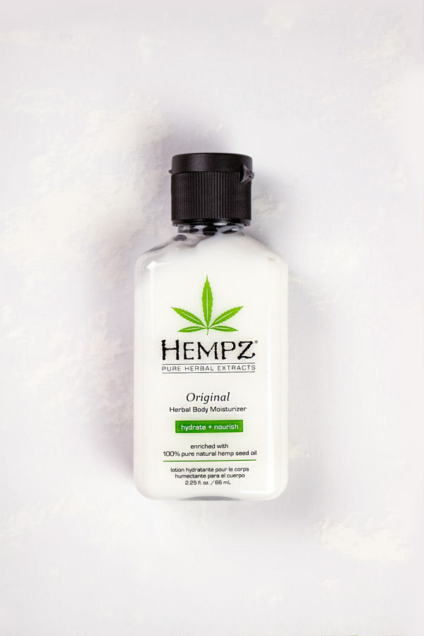 HEMPZ Herbal Body Moisturizer