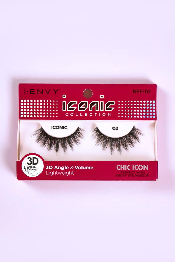 Iconic 02 Lashes